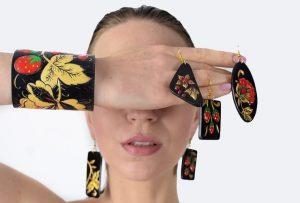 Complementos de piel - Antonina Kadyrova