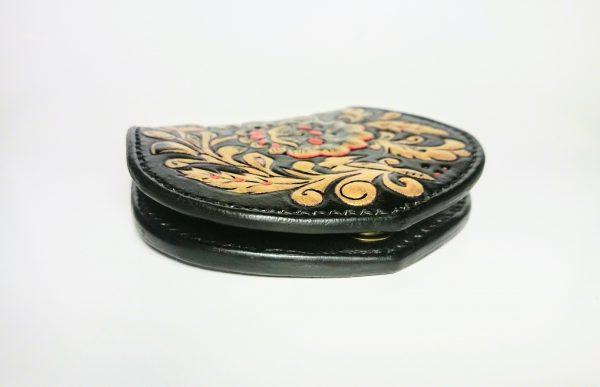 Monedero de cuero - Antonina Kadyrova