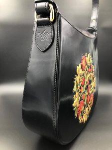 Detalle bolsos de cuero - Antonina Kadyrova