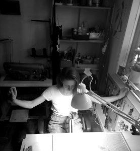 Taller artesanal - Antonina Kadyrova