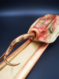 Decoracion hogar serpiente - Antonina Kadyrova