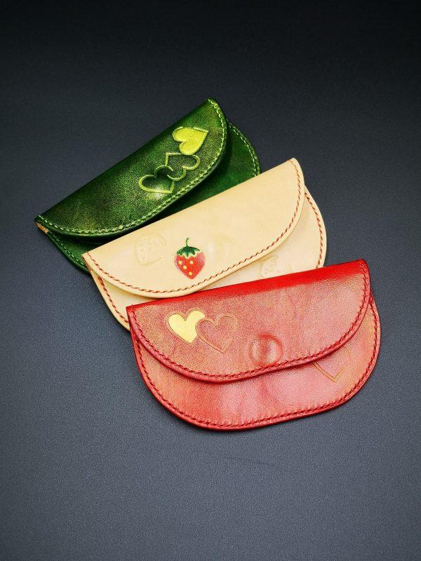 Monederos de piel - Antonina Kadyrova