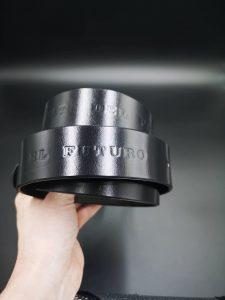Cinturon de cuero - Antonina Kadyrova