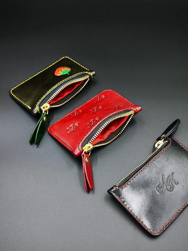 Monederos de cuero - Antonina Kadyrova